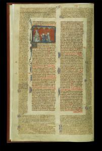 French commentary on Gratian's Decretals (ca.1280-1300) Paris